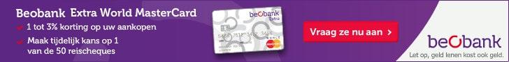 De Beobank Mastercard