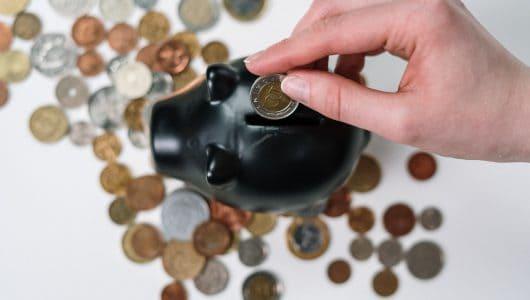 Flinke groei aan spaargeld