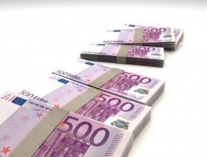 Beursgang Euronext positief voor ondernemingen