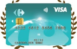 Carrefour Visa Basic