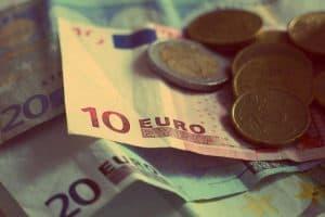 Geld lenen is goedkoper