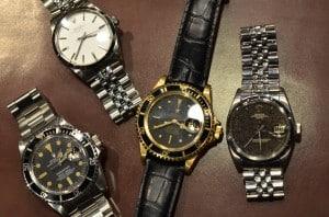 Beleggen in Horloges
